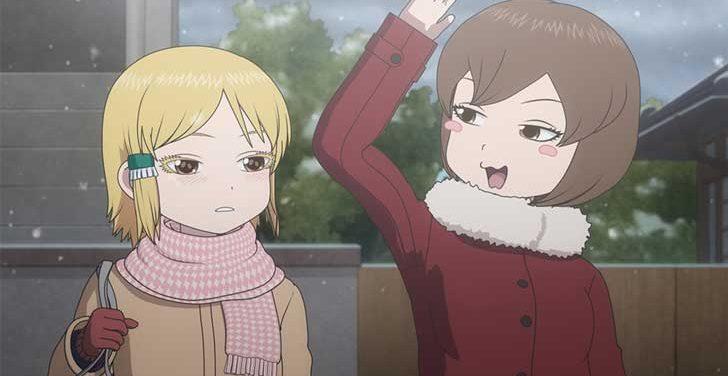 TVアニメ『 ハイスコアガール 』第5話「ROUND5」【感想コラム】