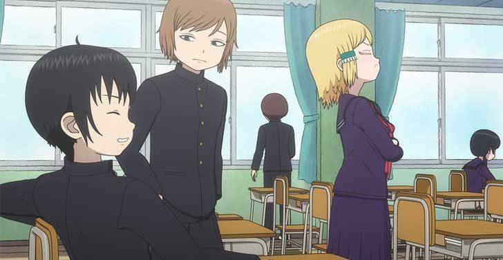 TVアニメ『ハイスコアガール』第7話「ROUND7」【感想コラム】