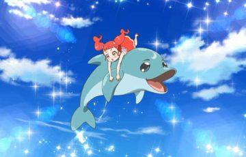 『 キラッとプリ☆チャン 』第22話「わたくし、イルカと翔んでみましたわ!」イルカのクロちゃんとサマーメイドブラックピーチコーデ【感想コラム】