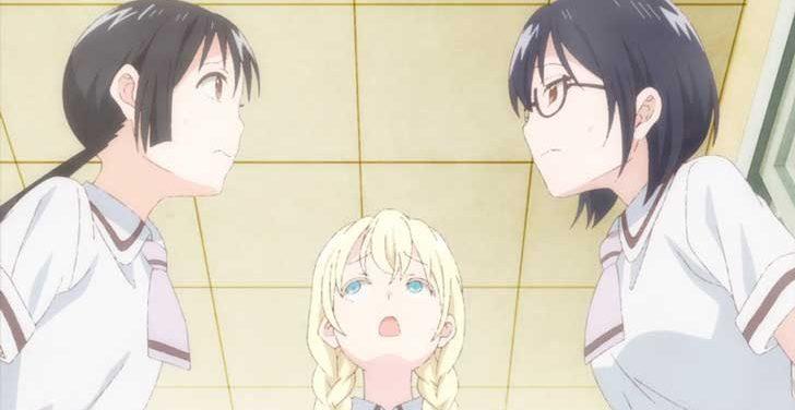 TVアニメ『 あそびあそばせ 』第11話 「さよなら生徒会長」 「オカケン・ウィッチ・プロジェクト」 「顔面凶器」【感想コラム】