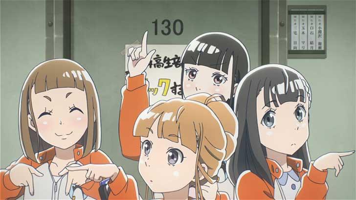 TVアニメ『 宇宙よりも遠い場所 』第7話〜8話【よりもい感想】
