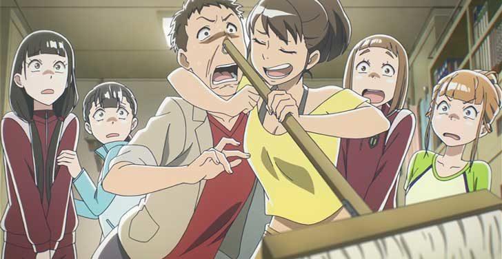 TVアニメ『 宇宙より遠い場所 』第9話〜10話【よりもい感想】