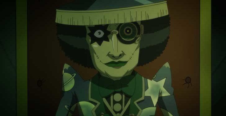 TVアニメ『 悪偶 ‐天才人形‐ 』第4曲「ある救済者のヴァリアシオン」【感想コラム】