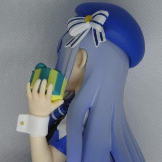 『ご注文はうさぎですか??』チノちゃんの「全力造形」フィギュアは、前から見ても下から見上げても全力可愛い!!