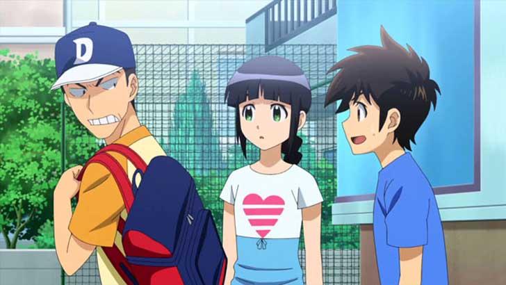 TVアニメ『 メジャーセカンド 』第13話「睦子の憂うつ」【連載】