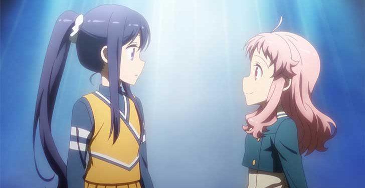 TVアニメ『 アニマエール! 』第1話「はじめてのチア」【感想コラム】