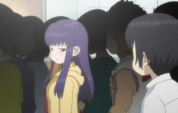 TVアニメ『 ハイスコアガール 』第8話「ROUND8」【感想コラム】
