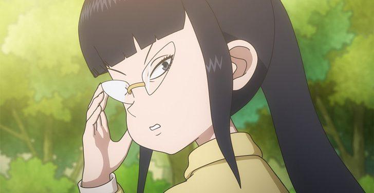 TVアニメ『 ハイスコアガール 』第11話「ROUND11」【感想コラム】
