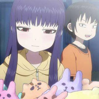 TVアニメ『ハイスコアガール』第12話「ROUND12」(最終話!)【感想コラム】