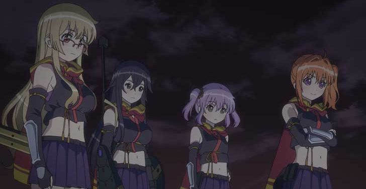TVアニメ「 RELEASE THE SPYCE 」EPISODE:001『ゴールデンスピリッツ』【感想コラム】