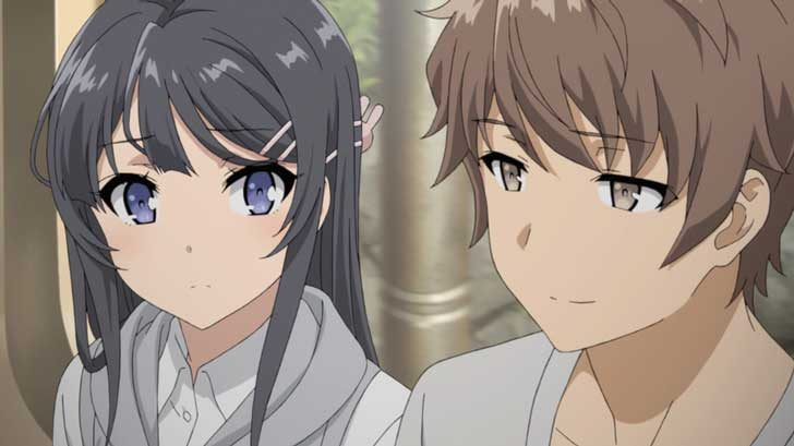 TVアニメ『 青春ブタ野郎はバニーガール先輩の夢を見ない 』第2話「初デートに波乱は付き物」【感想コラム】