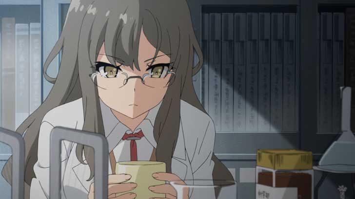 TVアニメ『 青春ブタ野郎はバニーガール先輩の夢を見ない 』第3話「君だけがいない世界」【感想コラム】