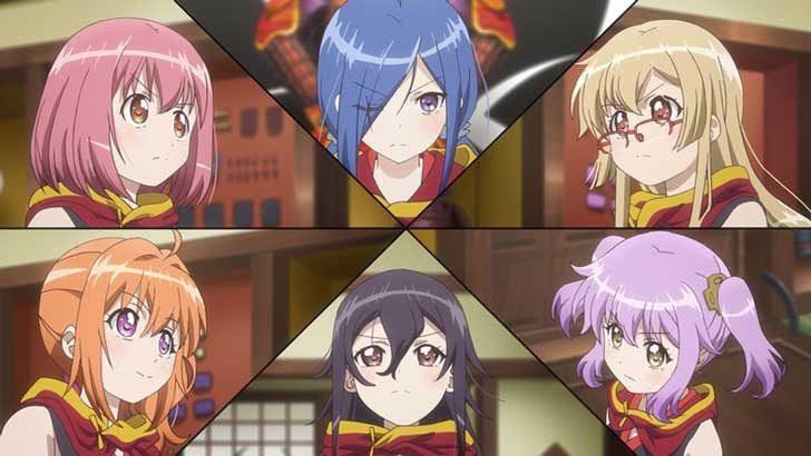 TVアニメ『 RELEASE THE SPYCE 』EPISODE:003「モウリョウ」【感想コラム】