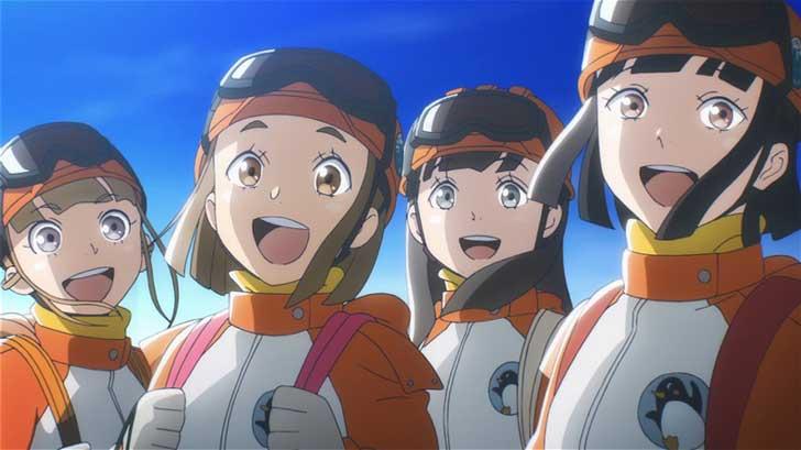 TVアニメ『 宇宙よりも遠い場所 』第13話(最終話)【よりもい感想】