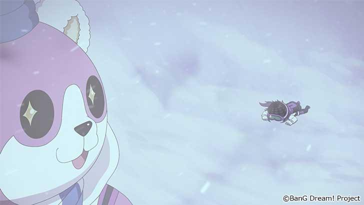 『 BanG Dream! ガルパ☆ピコ 』Pico14「ハロハピ厳冬期雪山縦走」【感想コラム】