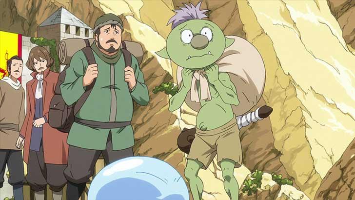TVアニメ『 転生したらスライムだった件 』第4話「ドワーフの王国にて」【感想コラム】