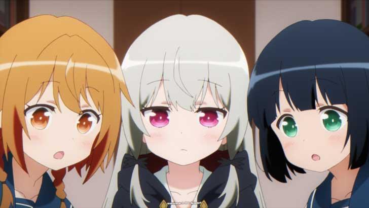 TVアニメ『 となりの吸血鬼さん 』第3話「吸血鬼学校へ行く」【感想コラム】