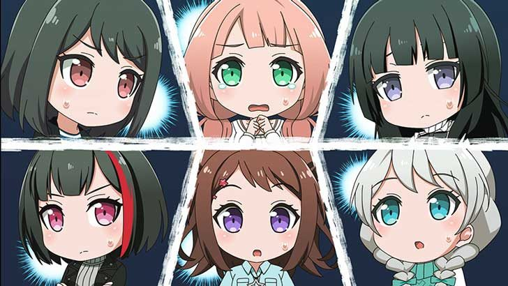 『 BanG Dream! ガルパ☆ピコ 』Pico20「真実を映す魔眼」【感想コラム】