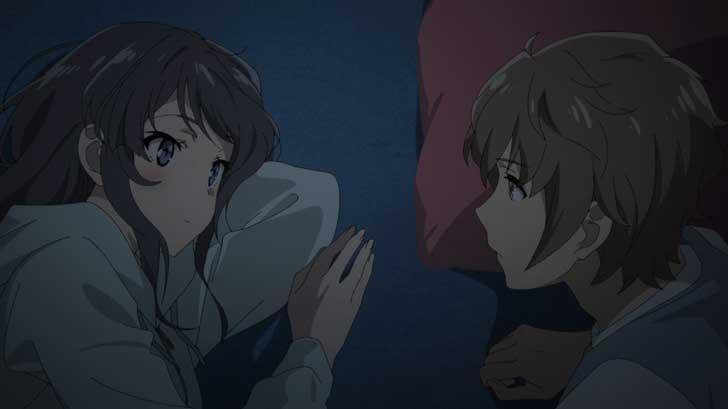 TVアニメ『 青春ブタ野郎はバニーガール先輩の夢を見ない 』第7話「青春はパラドックス」【感想コラム】
