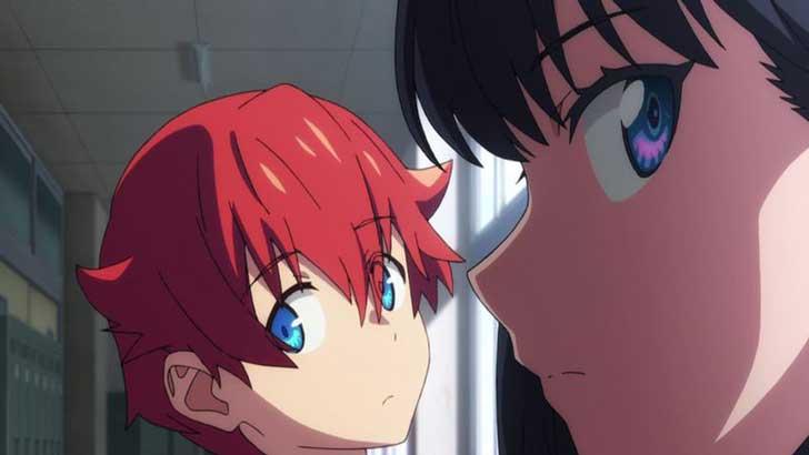 TVアニメ『 SSSS.GRIDMAN 』第8話「対・立」【感想コラム】