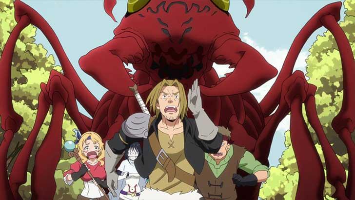 TVアニメ『 転生したらスライムだった件 』第6話「シズ」【感想コラム】