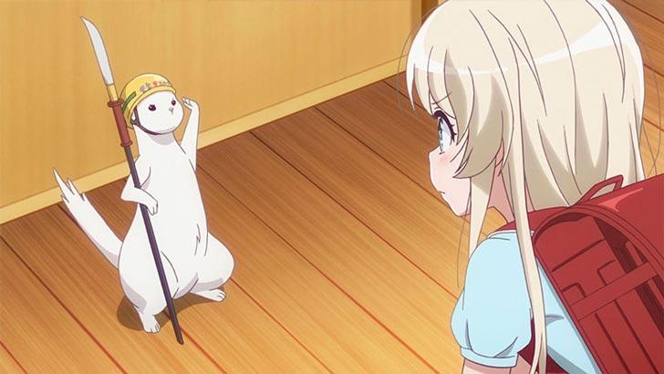 TVアニメ『 うちのメイドがウザすぎる! 』第3話 「うちのメイドが忍び寄る」【感想コラム】