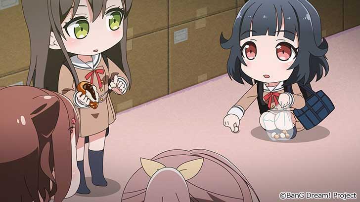 『BanG Dream! ガルパ☆ピコ』Pico18「蔵迷宮」【感想コラム】