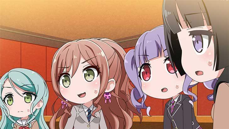 『 BanG Dream! ガルパ☆ピコ 』Pico21「あの演出ってワクワクするよね」【感想コラム】