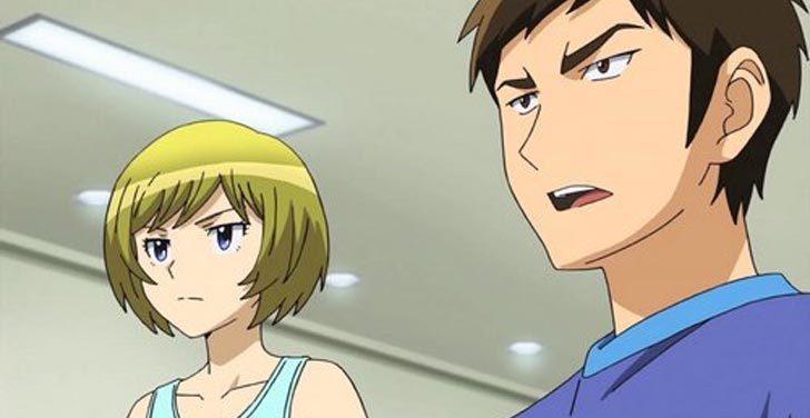 TVアニメ『 メジャーセカンド 』第18話「眉村姉弟」【連載】