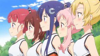 TVアニメ『 アニマエール! 』第9話「部長決定!五人のチア」【感想コラム】
