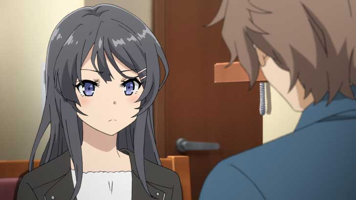 TVアニメ『 青春ブタ野郎はバニーガール先輩の夢を見ない 』第12話「覚めない夢の続きを生きている」【感想コラム】