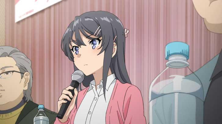 TVアニメ『 青春ブタ野郎はバニーガール先輩の夢を見ない 』第11話「かえでクエスト」【感想コラム】