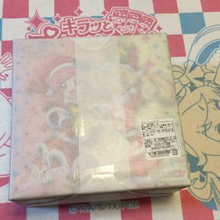 『キラッとプリ☆チャン』クリスマスケーキを食べてみた!みらい&えもがサンタ服!?