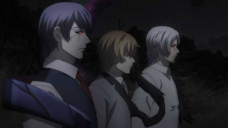 TVアニメ『 東京喰種:re 』第2期 第20話「めざめた子 incarnation」【感想コラム】