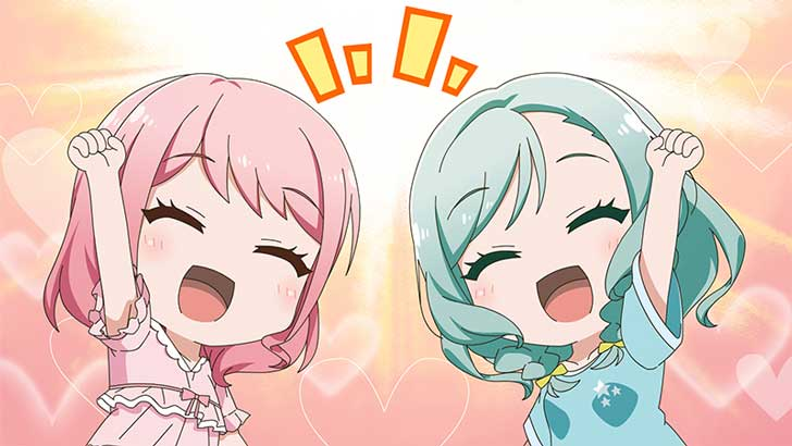 『 BanG Dream! ガルパ☆ピコ 』Pico23「パステルパジャマパーティー」【感想コラム】