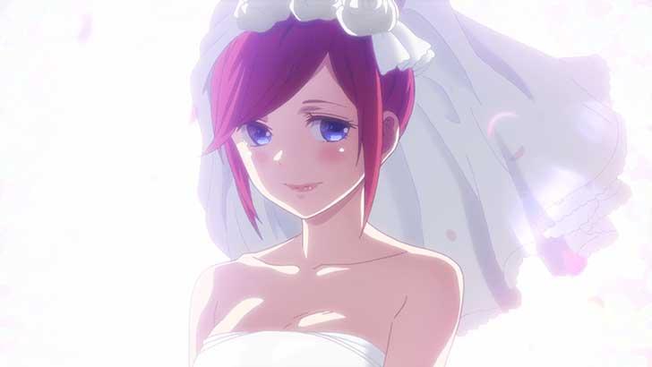 TVアニメ『 五等分の花嫁 』第1話「五等分の花嫁」【感想コラム】
