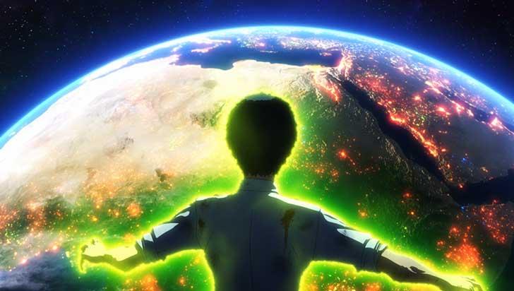 フルCGのSFアクションアニメ「INGRESS THE ANIMATION ( イングレス )」が面白い!