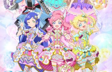 アニメ『キラッとプリ☆チャン』新シリーズのキービジュアルが公開!新キャラクターも