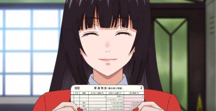 TVアニメ『 賭ケグルイ×× 』第2話「百喰一族の女たち」【感想コラム】