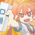 TVアニメ『 上野さんは不器用 』第1話「ロッカーくん/クマタンダー2号」【感想コラム】