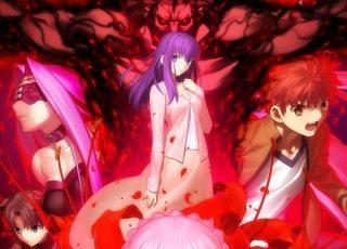 劇場版「Fate/stay night [Heaven's Feel]」Ⅱ.lost butterfly 早くも興行収入10億円突破!前作同期比123%!