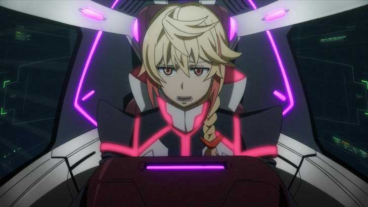 TVアニメ『 エガオノダイカ 』第1話「ソレイユの少女」つかみばっちりの第1話!守りたい王女様の笑顔