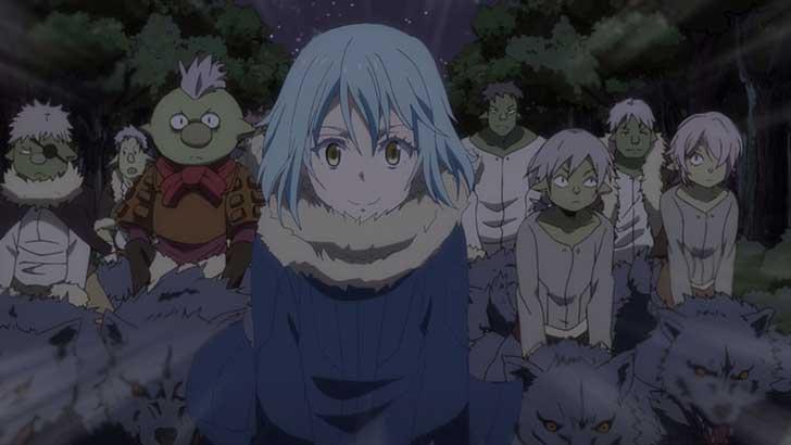 TVアニメ『 転生したらスライムだった件 』第13話「大激突」【感想コラム】