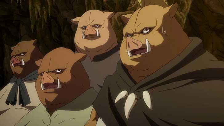 TVアニメ『 転生したらスライムだった件 』第15話「ジュラの森大同盟」【感想コラム】