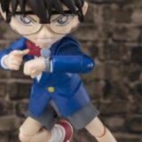 名探偵コナンの「江戸川 コナン」が リアル頭身アクションフィギュアで初登場! 小さくなっても充実のセット内容で高いプレイバリューを実現!