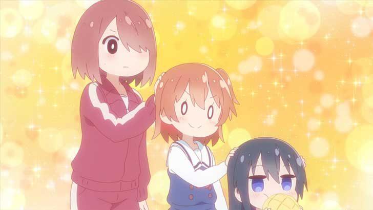 TVアニメ『 私に天使が舞い降りた! 』第1話 「もにょっとした気持ち」【感想コラム】