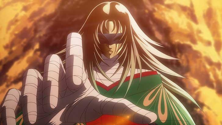 TVアニメ『 聖闘士星矢 セインティア翔 』第2話「それぞれの決意!女神と聖闘少女」【感想コラム】