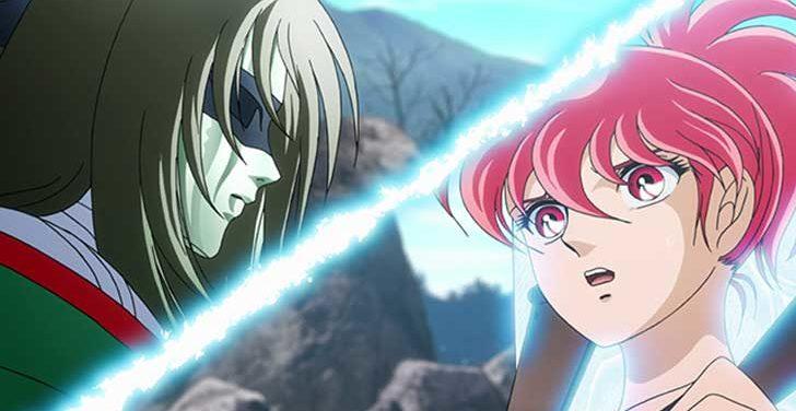 TVアニメ『 聖闘士星矢 セインティア翔 』 第3話「闇に咲く!エリスの邪精霊たち」 【感想コラム】