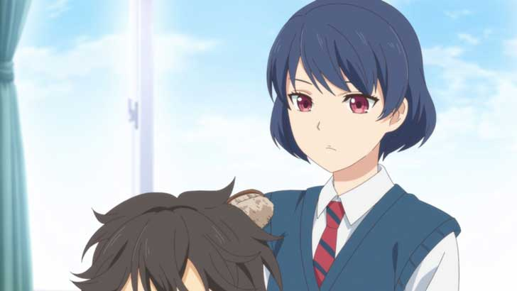 TVアニメ『 ドメスティックな彼女 』第2話 「もしかして、しちゃった?」【感想コラム】