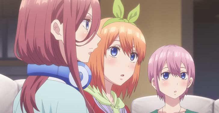 TVアニメ『 五等分の花嫁 』第6話「積み上げたもの」【感想コラム】